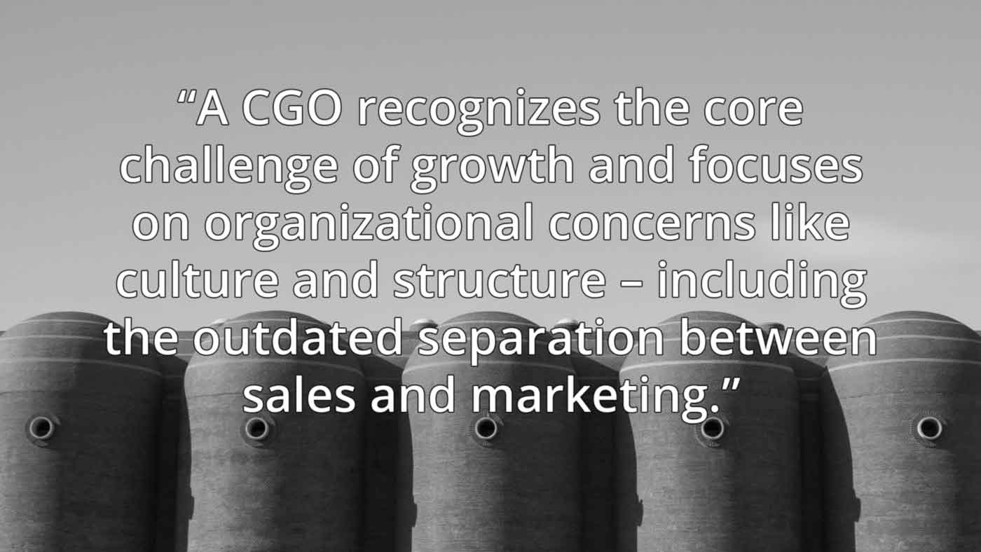 What's the Difference Between CGO and CMO?