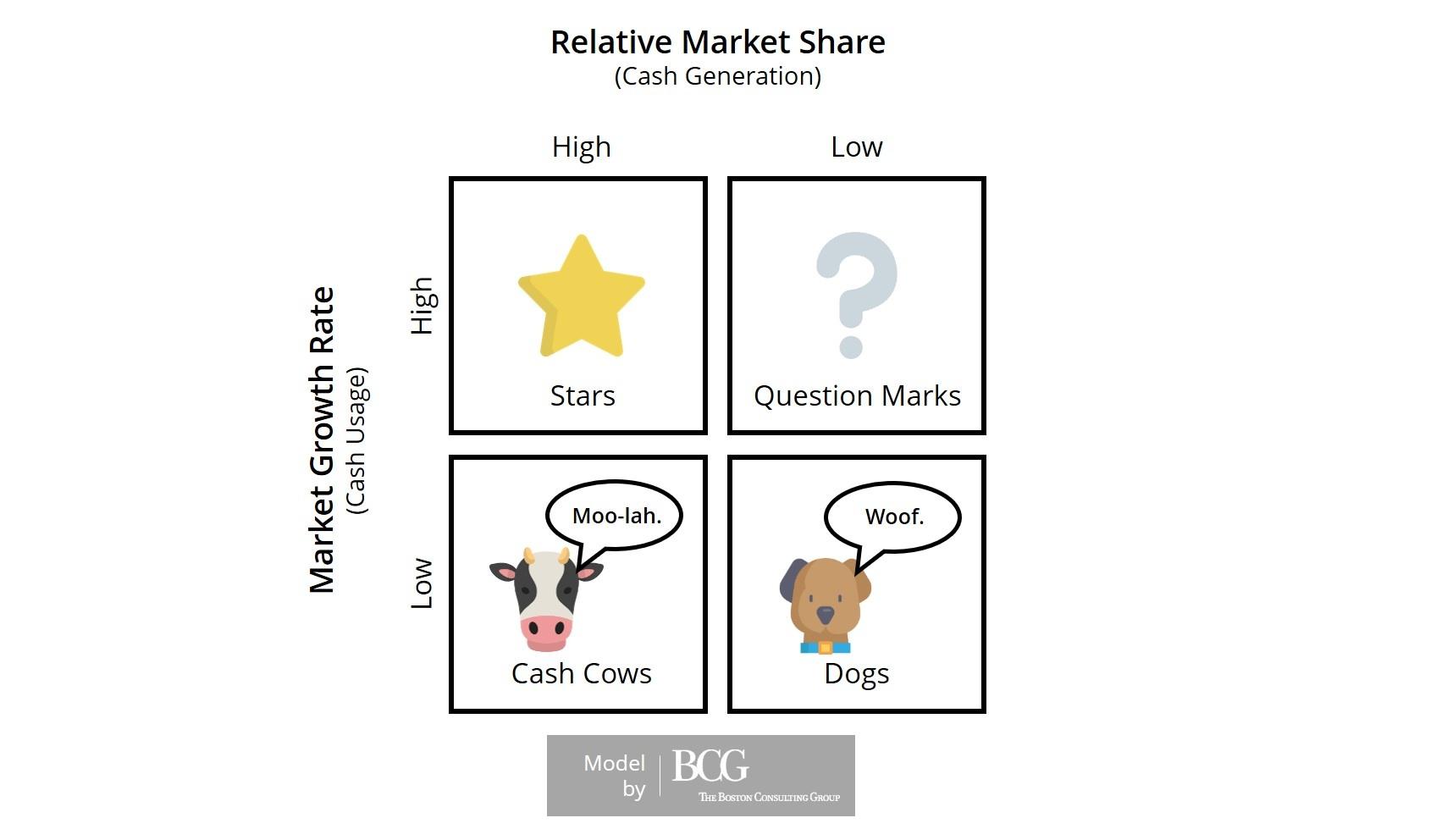 BCG focusing efforts model